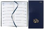 Strata Pocket Diary - Two Week To View - White Pages